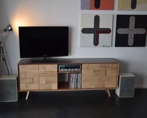 Sideboard / Spaltholzfronten