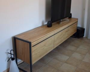 Sideboard / Eiche Massivholz