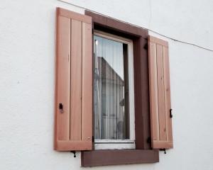 Fensterläden – Douglasie