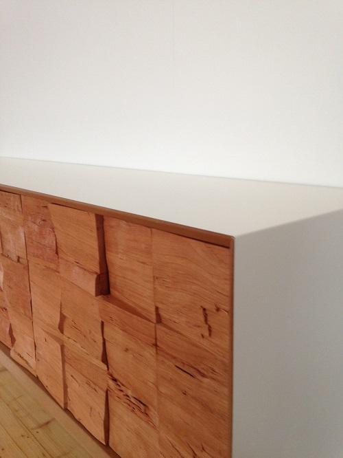 Kirschbaum Sideboard holzmanufaktur sideboard kirschbaum spaltholz