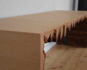 Sitzbank / Douglasie Altholz